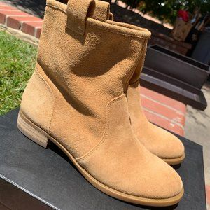 Sole Society - Suede Booties sz. 6.5